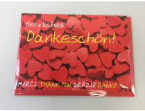"Themen-Grußkarte ""Dank"" (Klappkarte inkl. Umschlag)"