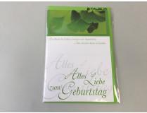 "Themen-Grußkarte ""Geburtstag"" (Klappkarte inkl. Umschlag)"