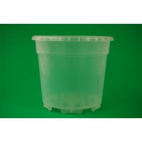 Kunststoff-Kulturtopf, 17 cm (transparent)
