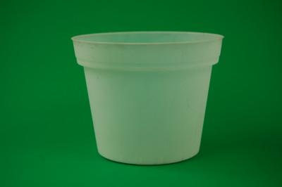 Kunststoff-Kulturtopf, 13 cm (transparent)