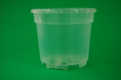 Kunststoff-Kulturtopf, 14 cm (transparent)