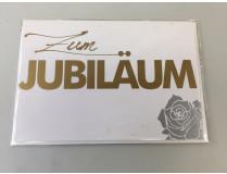 "Themen-Grußkarte ""Jubiläum"" (Klappkarte inkl. Umschlag)"