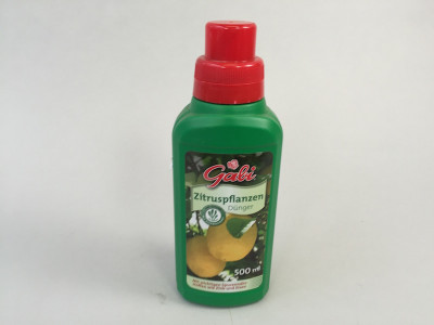 Gabi Zitruspflanzendünger