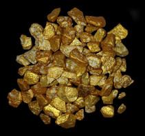 Colomi-Orchideengranulat (gold)