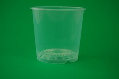 Kunststoff-Kulturtopf, 9 cm (transparent)
