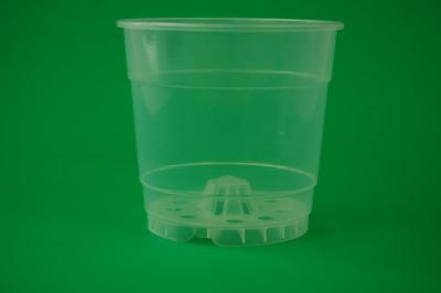 Kunststoff-Kulturtopf, 12 cm (transparent)