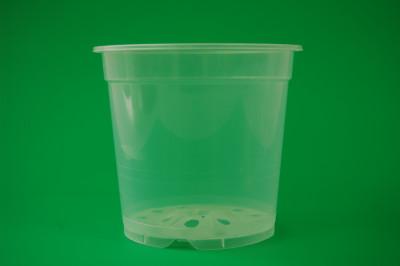 Kunststoff-Kulturtopf, 15 cm (transparent)