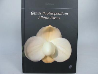 Genus Paphiopedilum -Albino Formen-
