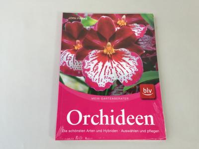 Orchideen, Buch (Jörn Pinske)
