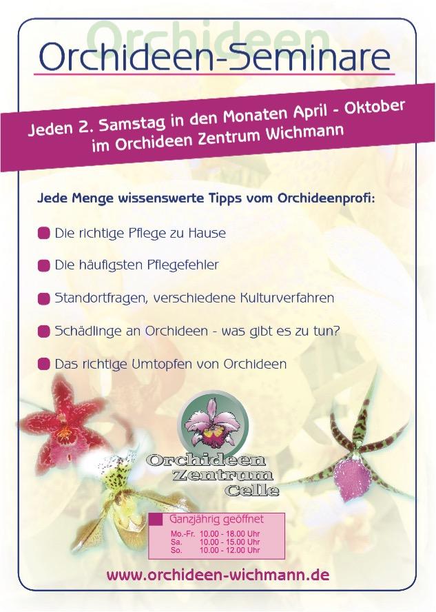 Orchideen-Seminare