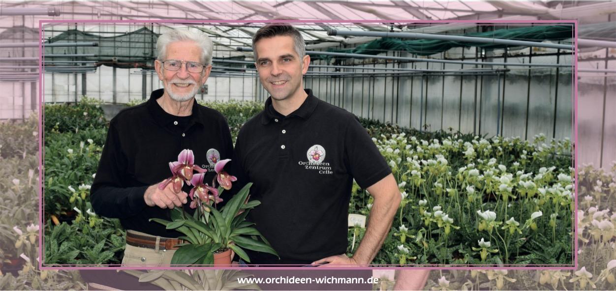 Orchideen wichmann tag der offenen tür