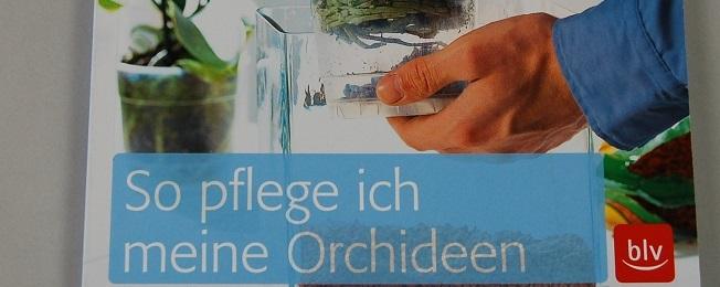 Orchideen Literatur