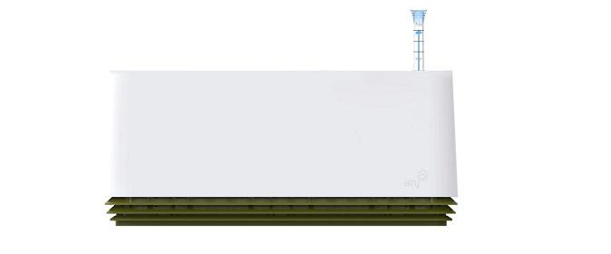 Airy Luftreinigungsbox