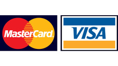 Kreditkarte Visa Mastercard